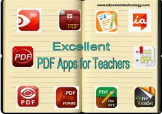 10 Excellent iPad Apps to Annotate, Highlight, and Add Comments to PDFs ~ Educational Technology and Mobile Learning