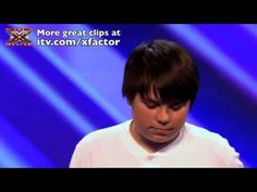 ▶ Shy 16 Year-Old Boy Blows the Judges Away With a Jackson 5 Tribute - YouTube