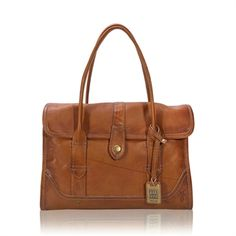 Frye Campus Satchel