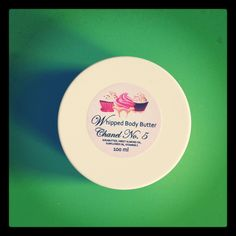 Whipped body butter by The Beauty Bakery