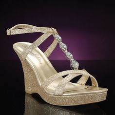 metallic wedding shoes on pinterest prom shoes ankle
