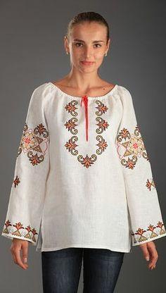 Modern Ukrainian Embroidery