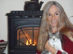 Dr. Carol Parker and Fairy Kitty...Carol is the Chair of the Counseling Program, the Director of the Transformational Ecopsychology Certificate Program, and the Director of the Southwestern Counseling Center..    http://swc.edu/blogs/top-news/dr-carol-parker-and-fairy-kitty/