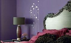 Purple Bedroom Ideas On Pinterest Purple Bedrooms