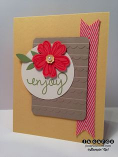Stampin' Up! Card by Justin K