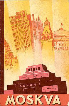 Moskva, 1934
