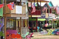 Neshoba County Fair - Mississippi's Giant House Party
