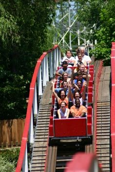 It's a thrill a minute at Oklahoma City's western themed amusement park, Frontier City! Ride roller coasters, cool off in the water park, take in a concert and much more all in one fun, family friendly place.
