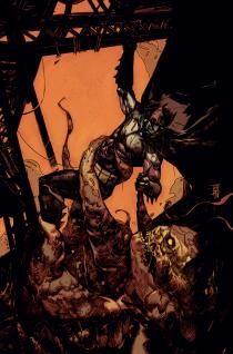BATMAN: THE DARK KNIGHT #25 | DC Comics