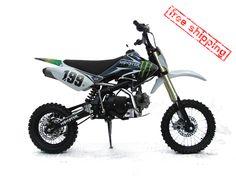 dirt bikes pocket bikes pit bikes enduro moto. Black Bedroom Furniture Sets. Home Design Ideas