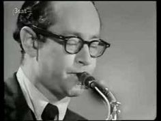 1966 in Germany  Dave Brubeck - piano  Paul Desmond - alto sax  Eugene Wright - bass  Joe Morello - drums