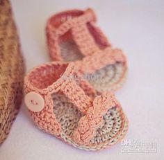 crochet bootie pattern - Google Search