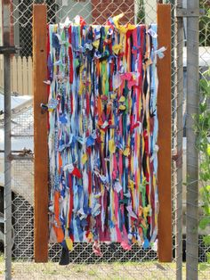 Irresistible Ideas for play based learning » Blog Archive » weaving magic