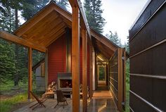 Weekend Cabin: Cle Elum, Washington