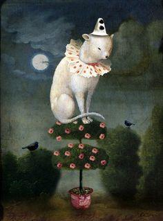 Harlekin Cat, Catrin Welz-Stein