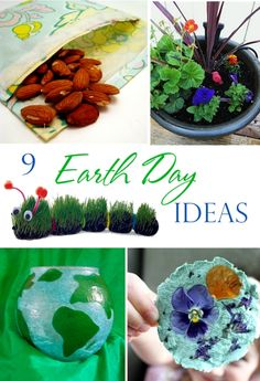 9 Earth Day activities for kids activities for kids, earth crafts for kids, earthday