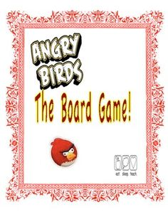 Turn your student's favorite game into a classroom review game! Included are 5 boards with the characters from the game either helping or hurti...
