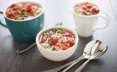 Epicure's Paris Bistro Tomato Lentil Soup