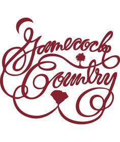 South Carolina Gamecocks Country!!! :)