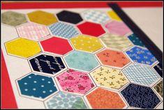 hexagons!