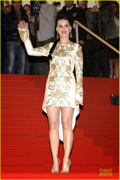 Celeb Diary: Katy Perry @ 2013 NRJ Music Awards