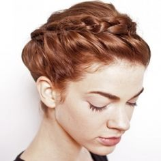 Learn how to halo or milk-maid braid your hair in 6 easy (honestly!) steps
