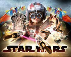 STAR WARS - episode 1 - Europosters