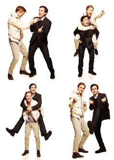 Steve Carell & Ryan Gosling