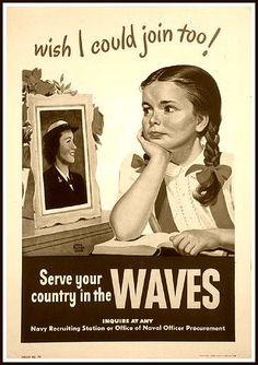 World War 2 Poster (American)