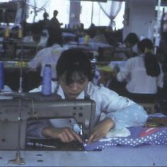 Made in China? Sweatshop workers