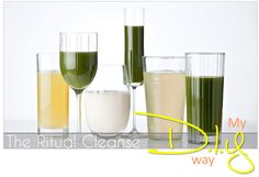 3-day Cleanse DIY | PR Blonde