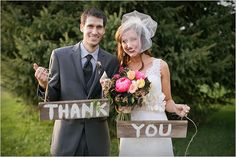 Thank You Wooden Sign
