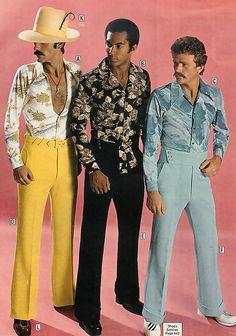 70s disco era clothing