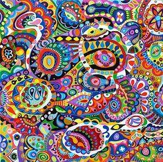 Thaneeya McArdle abstract art