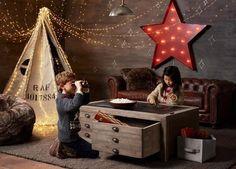Restoration Hardware Kids Room idea