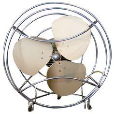 Table Fan by Westinghouse c.1940s
