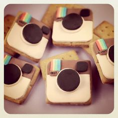#Instagram #Camera #Cookies