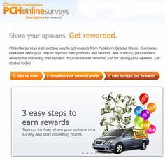 pchonlinesurveys - What are online surveys and why do companies pay for them ?
