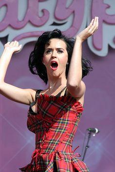 Plaid Mania - Katy Perry