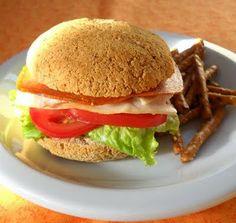 Sandwich Rolls   grain-free, egg-free, gluten-free