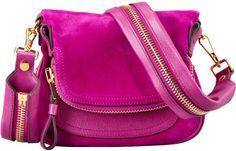 Tom Ford ~ Jennifer Suede Mini Crossbody Bag
