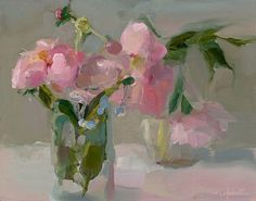 Christine Lafuente. Love the softness of this.