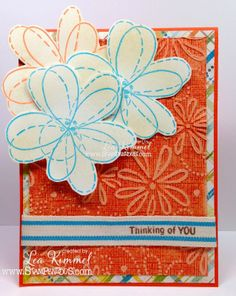 (th)INK Positive: Stampendous to the Core('dinations)!