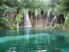 """""""Lago di Plitvice"""" del turistapercaso Grazi in Croazia #buongiorno"""