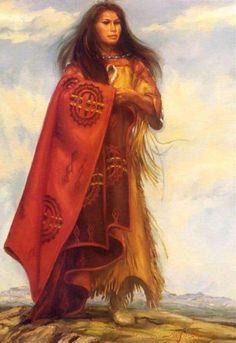 Woman's Prayer to Great Spirit