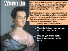 A complete school year's worth (120 slides!) of daily warm up or bell-ringer questions for American History! The slides start with Jamestown and the early colonies and continue through to 9/11, the Patriot Act, and even President Obama! All slides contain engaging graphics for visual learners and utilize a variety of questioning styles with 3-4 questions to engage students with a CCSS focus, reflect on past learning, and segue into your new lesson! An amazing resource!