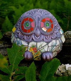 My garden owl