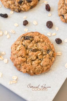 Oatmeal Raisin Cooki