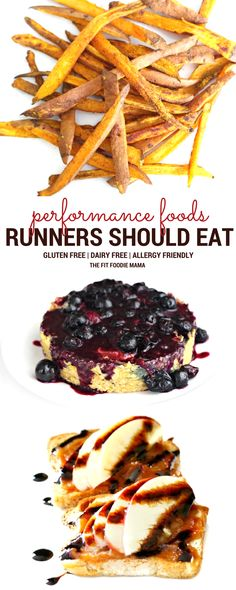 5 Foods Every Runner
