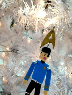 Star Trek Spock - Christmas